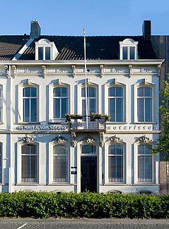 Het pand van De Kerf & Van Sprang notarissen in Tilburg