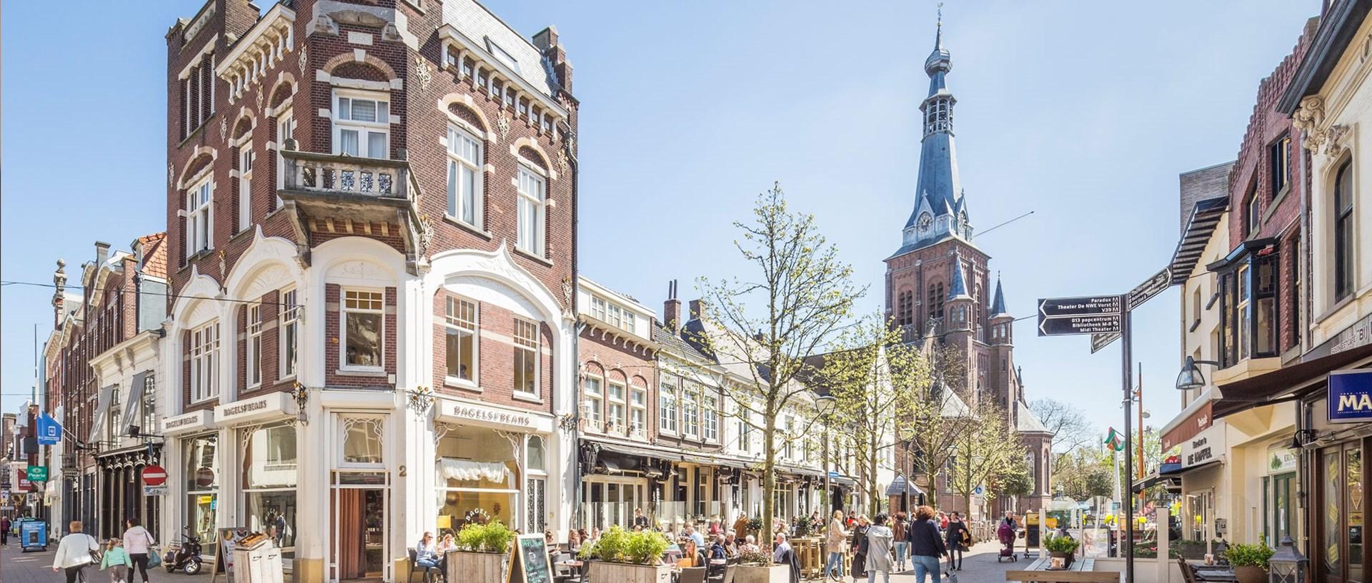 Tilburg-wonen