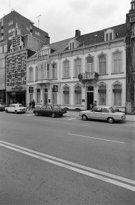 historie Notaris Spoorlaan Tilburg
