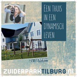 Nieuwbouw Zuiderpark Tilburg