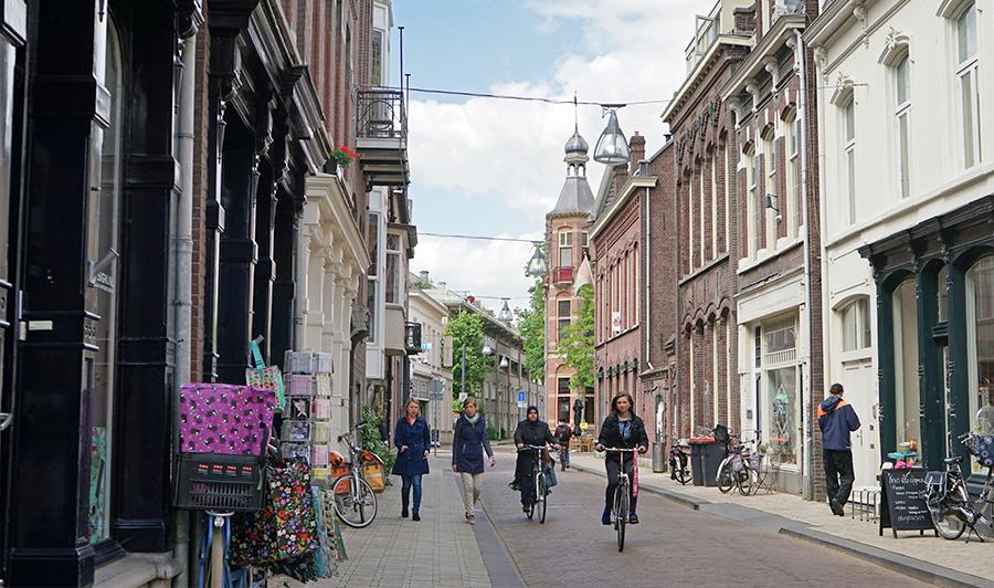 Nieuwlandstraat-Tilburg