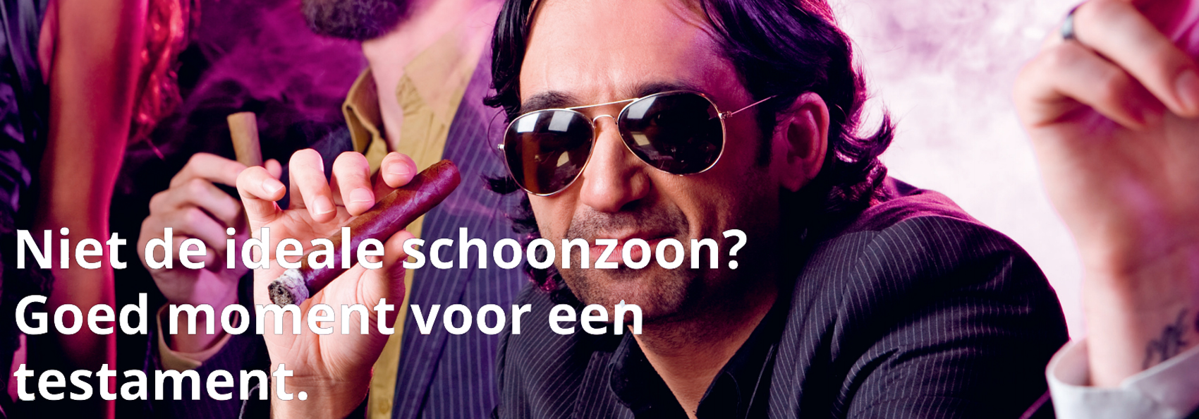 schoonzoon testament